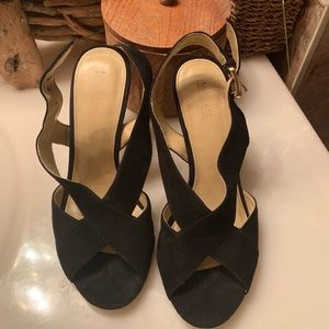 Michael kors open toe sandals